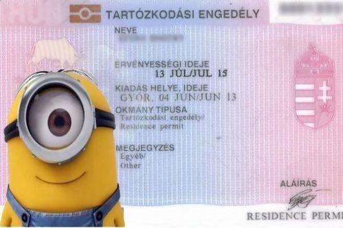 Оформление вида на жительство в Венгрии под ключ